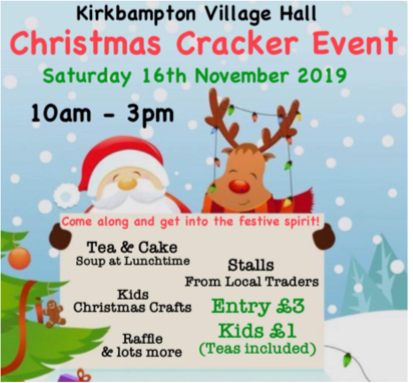 Christmas Cracker Png.Christmas Cracker Event And Kids Craft Workshop Whole Hall